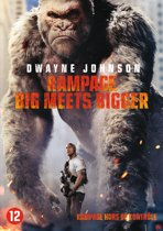 DVD cover van Rampage: Big Meets Bigger