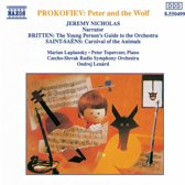 Prokofiev: Peter and the Wolf, etc / Lenard, CSRSO