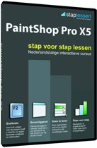 ShareART Staplessen Paint Shop Pro X5 (15) - Nederlands