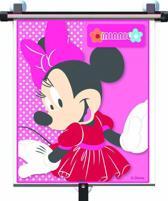 Tomy Minnie Mouse - Zonnescherm - Roze