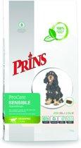 Prins Hypolallergic Sensible - Graanvrij - Hondenvoer - 3 kg