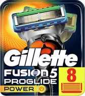 Gillette Fusion Proglide Power - 8 stuks - Wegwerpmesjes