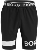 Bjorn Borg Sportbroek performance - 1p SHORTS AUGUST - zwart - mannen - L