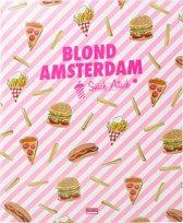 Blond Amsterdam schoollijn 18-19 Snack Attack Ringband A4 - 23 rings