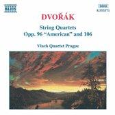 Dvorak: String Quartets Opp 96 & 106 / Vlach Quartet Prague