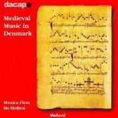 Medieval Music in Denmark / Bo Holten, Musica Ficta