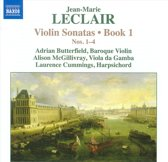 Leclair: Violin Sonatas Book 1, 1-4