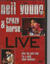 Neil Young & Crazy Horse - Live (Import)