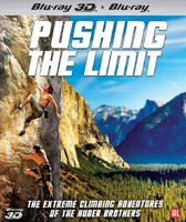 Pushing The Limit (3D+2D Blu-ray)