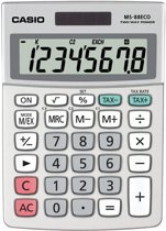 Casio MS-88 ECO - Bureaurekenmachine