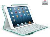 Logitech UltraThin - Toetsenbord Case voor iPad Mini - Qwerty - Groen