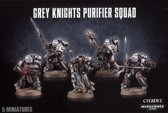 Games Workshop Grey Knights Purifier Squad