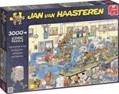 Jan van Haasteren De Drukkerij - Puzzel 3000 Stukjes