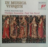 IN MUSICA VIVARTE: MUSICAL SELECTIONS