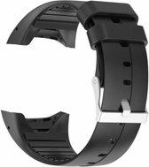 Sportbandje Zwart Large geschikt voor Polar M400 of M430 - SmartphoneClip