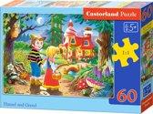 Hansel and Gretel puzzel 60 stukjes