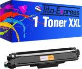 PlatinumSerie® 1 XXL black toner alternatief voor Brother TN-243 TN 247