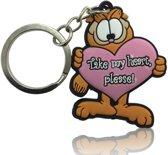Take My Heart - Sleutelhanger - Garfield