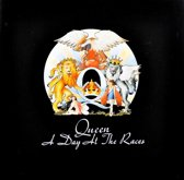 CD cover van A Day At The Races (2011 Remaster) van Queen