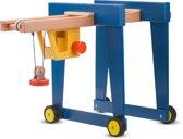 New Classic Toys - Containerkraan op Wielen - Haven Lijn