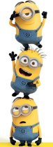 REINDERS Minions - Poster - 53x158cm