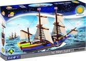Cobi 640 Pcs Smithsonian /21077/ Pilgrin Ship Mayflower