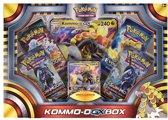 Pokémon Kommo-O GX Box - Pokémon Kaarten