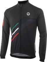 Team Rogelli team 2.0 LM shirt Zwart 001.971 maat XL