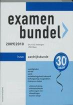 Examenbundel / 2009/2010 Havo Aardrijkskunde