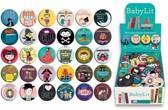 Babylit Badges