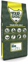 Yourdog tiroler brak hondenvoer volwassen 12 kg
