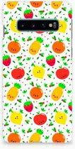 Samsung Galaxy S10 Hardcover Fruits