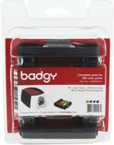 Evolis Badgy 200 color kit