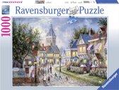 Ravensburger Dennis Lewan, Berenwolken - Puzzel van 1000 stukjes