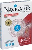3x Navigator Presentation presentatiepapier A3, 100gr, pak a 500 vel