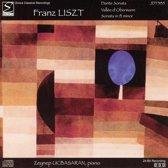 Liszt: Dante Sonata; Vallee d'Obermann; Sonata in B minor