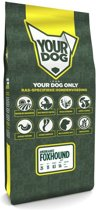 Yourdog amerikaanse foxhound hondenvoer pup 12 kg