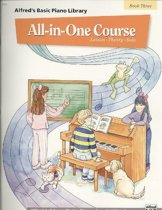 Alfred's Basic All-In-One Course, Bk 3