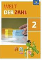 Welt der Zahl 2 - Schulerband - Allgemeine Ausgabe 2015