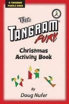Tangram Fury Christmas Activity Book
