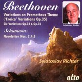 Variations On Prometheus Theme/Nove