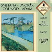 Smetana, Dvorák, Gounod, Adam