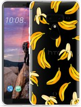 HTC U12 Plus Hoesje Banana