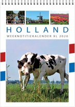 Weeknotitiekalender XL 2020 Holland