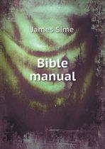 Bible Manual