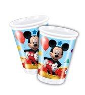 Bekers Mickey Pl 200Ml