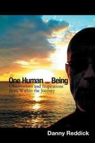 One Human...Being