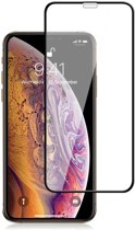 iPhone 11 - Full-Cover Tempered Glass - Zwart