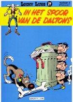 Lucky Luke: 017 In het spoor van de Daltons
