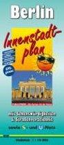 Berlin Innenstadtplan 1 : 16 000